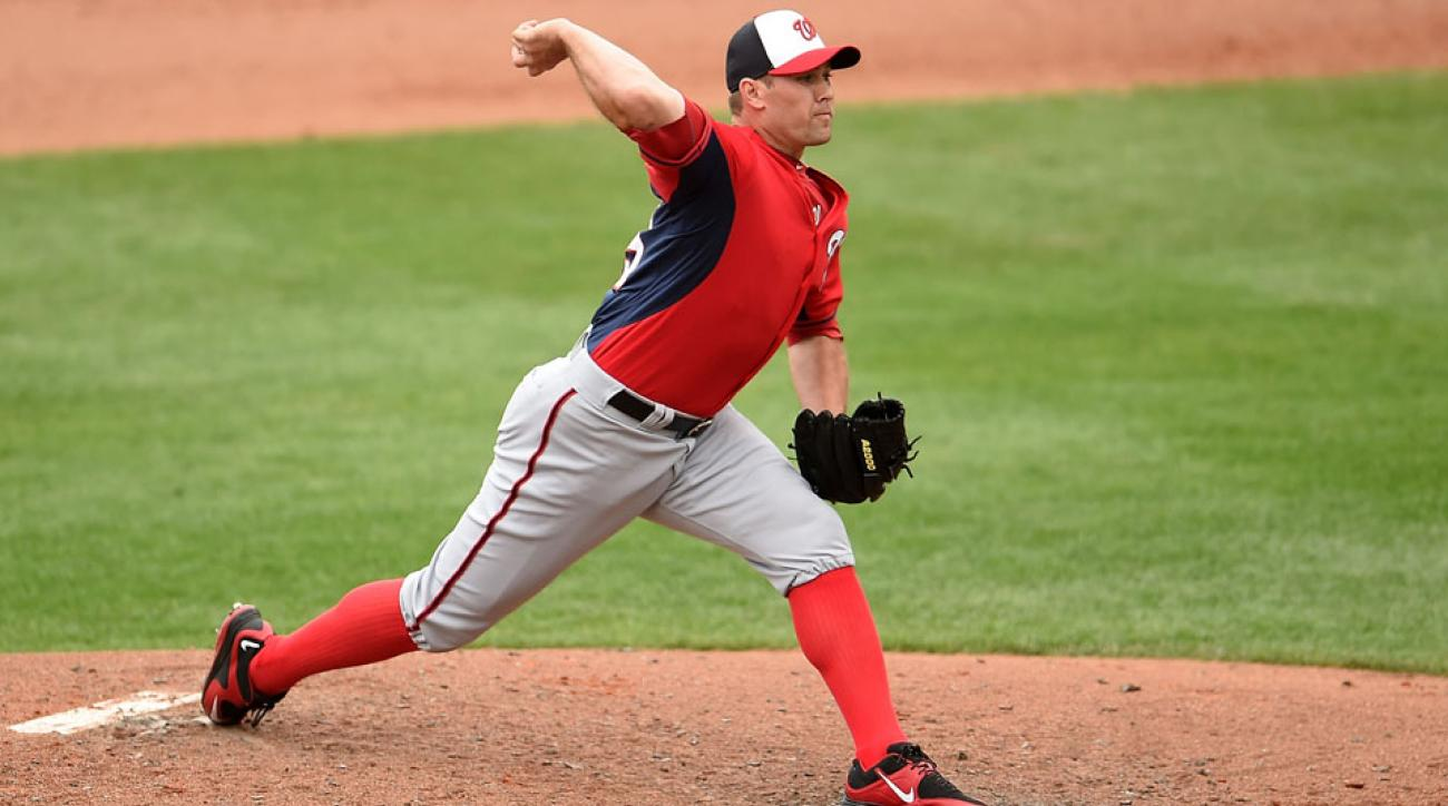 craig stammen nationals flexor tendon injury