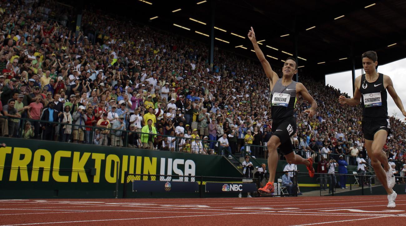 Eugene 2021 Track Championships