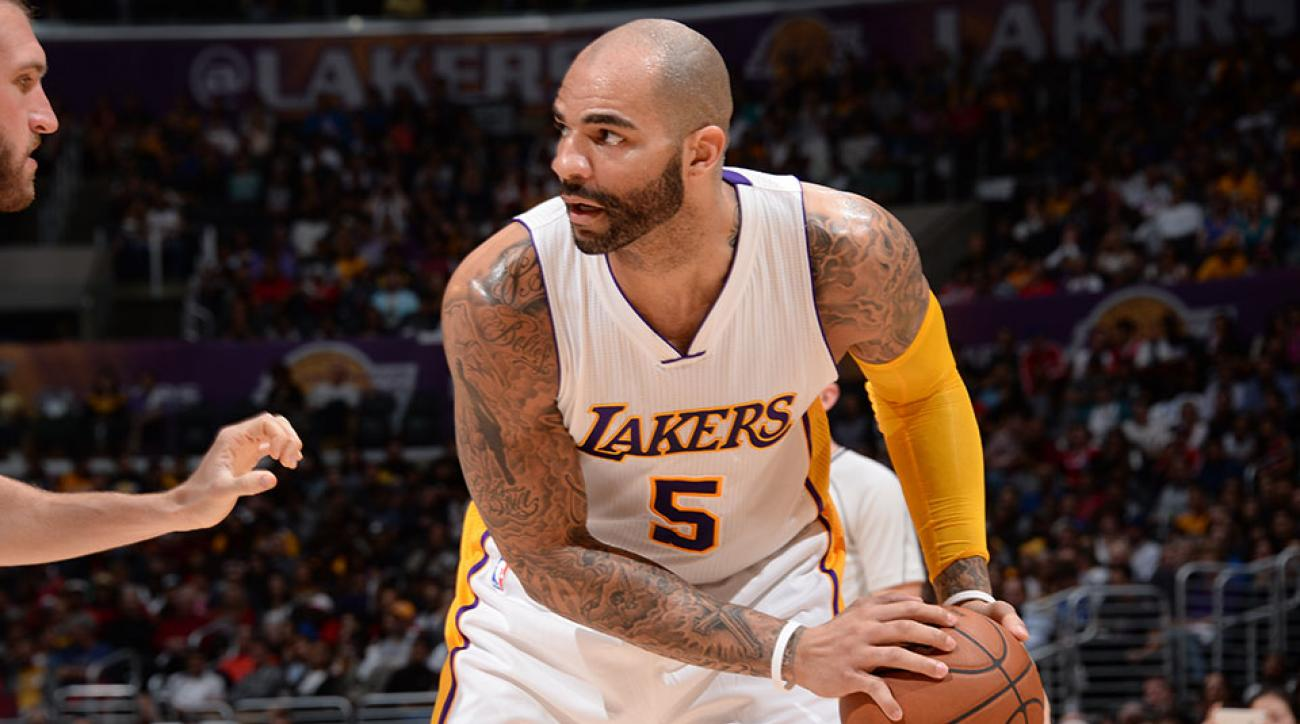 Carlos Boozer open to return to Lakers if team can pete