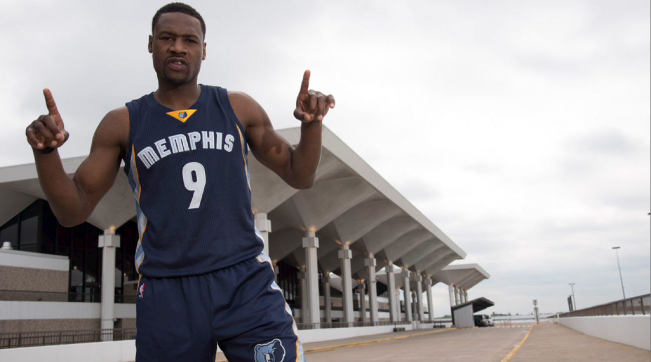 Tony Allen is the new face of Memphis International Airport