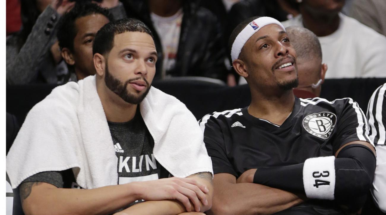 Williams not bothered by Pierce's comments