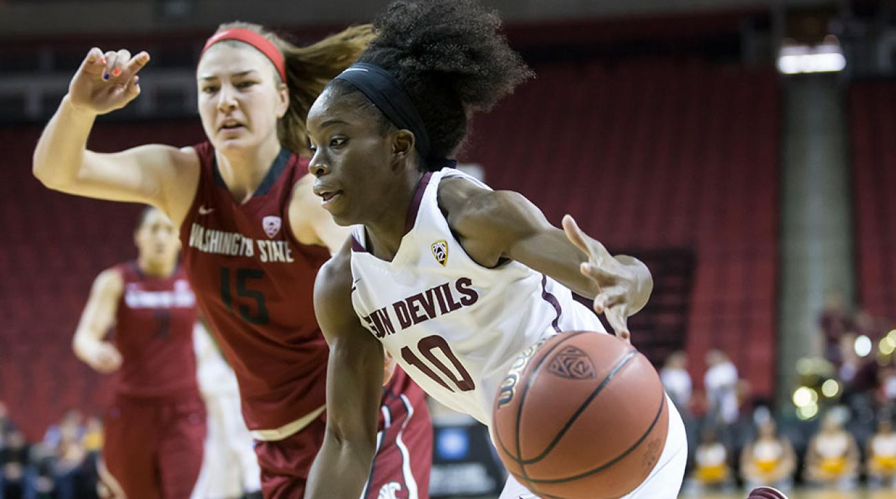 Promise Amukamara WNBA draft