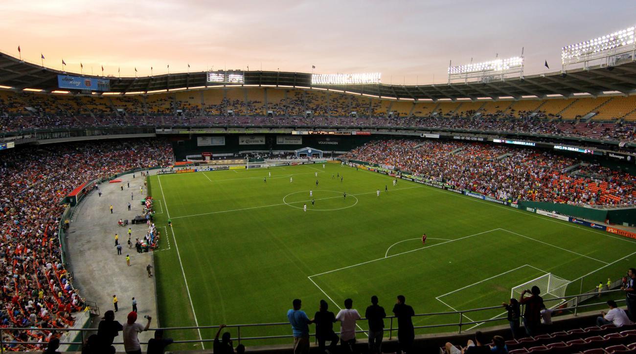 Redskins next stadium RFK
