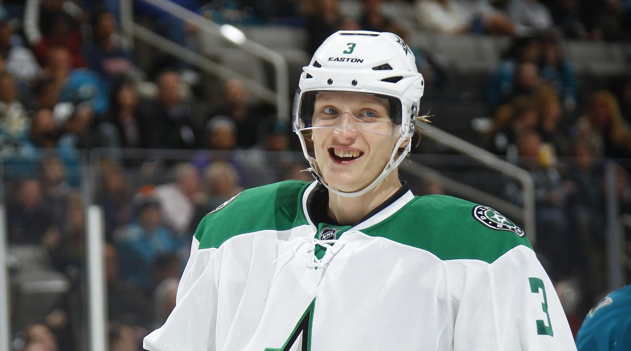 John Klingberg Stars contract extension