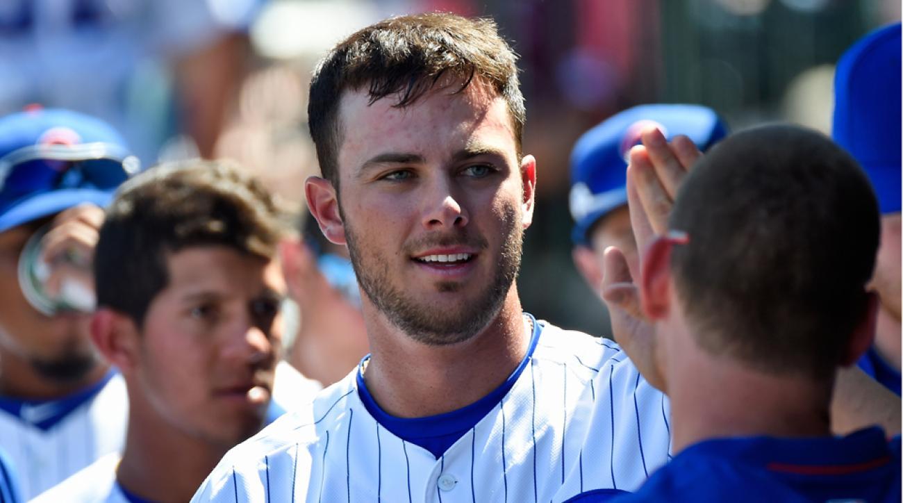 Chicago Cubs Kris Bryant
