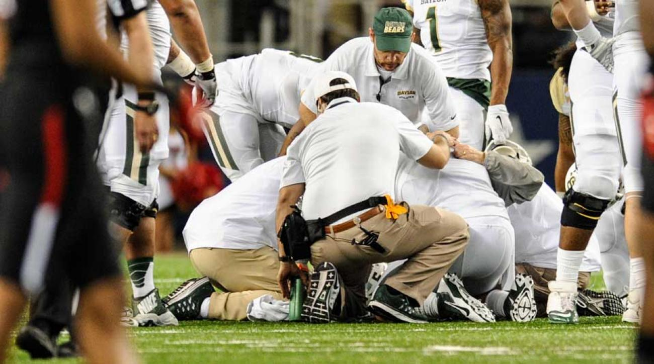 bryce petty baylor concussion ncaa