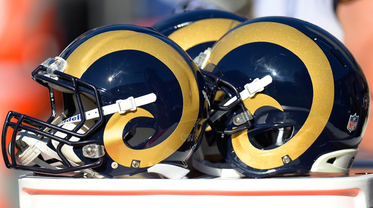 St Louis Rams new stadium