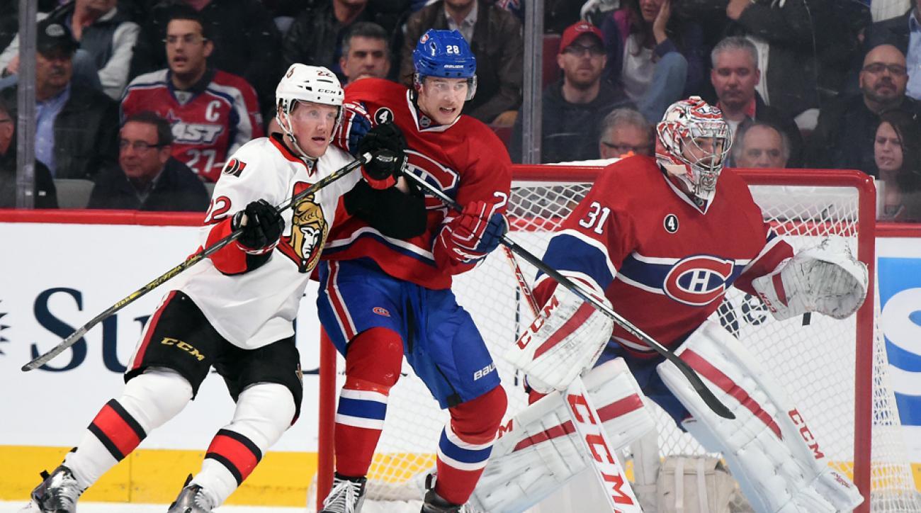 Senators vs Canadiens highlights