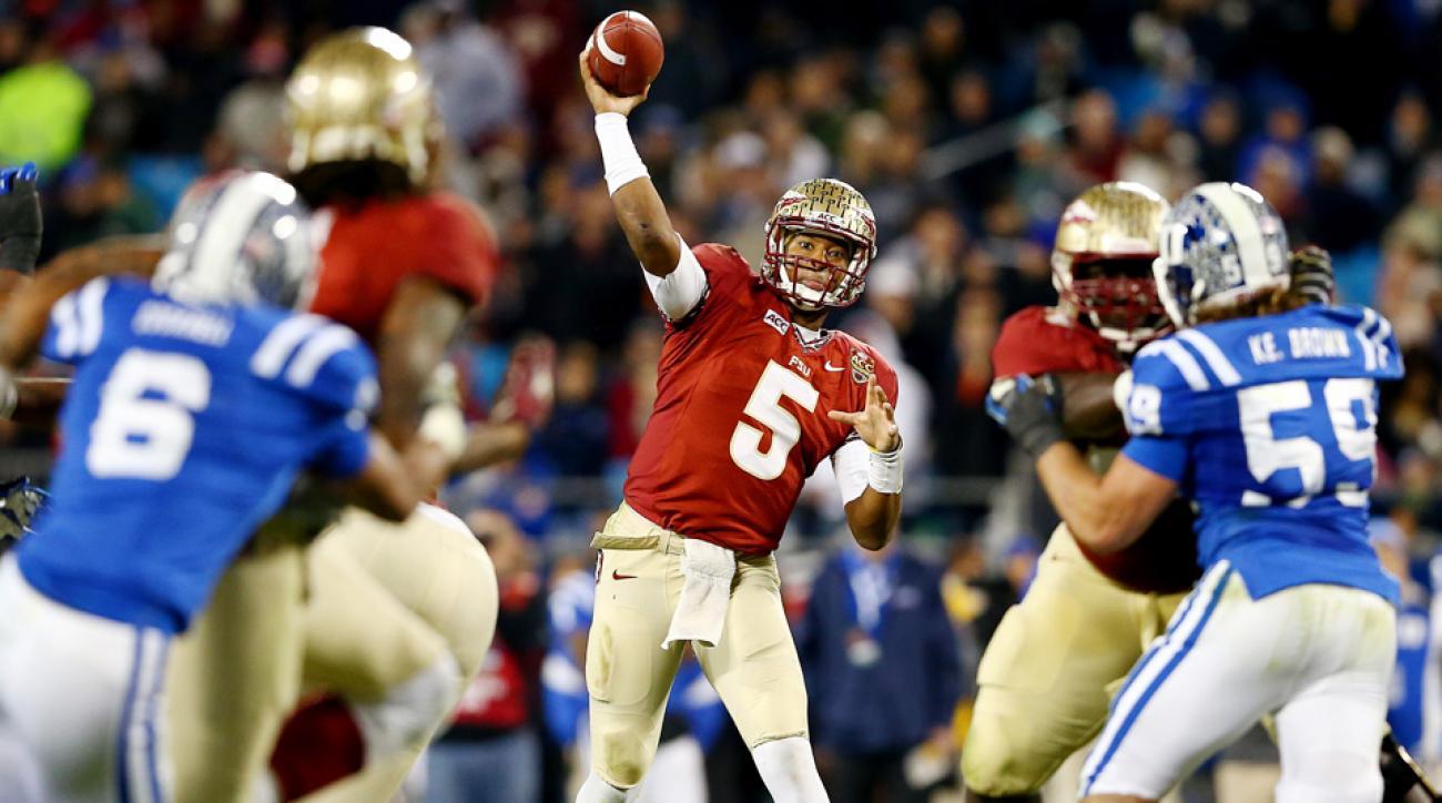 2015 NFL draft ranking: No. 6: Jameis Winston