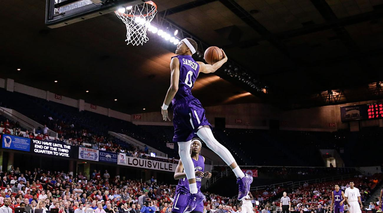 Brandon Sampson, LSU Tigers