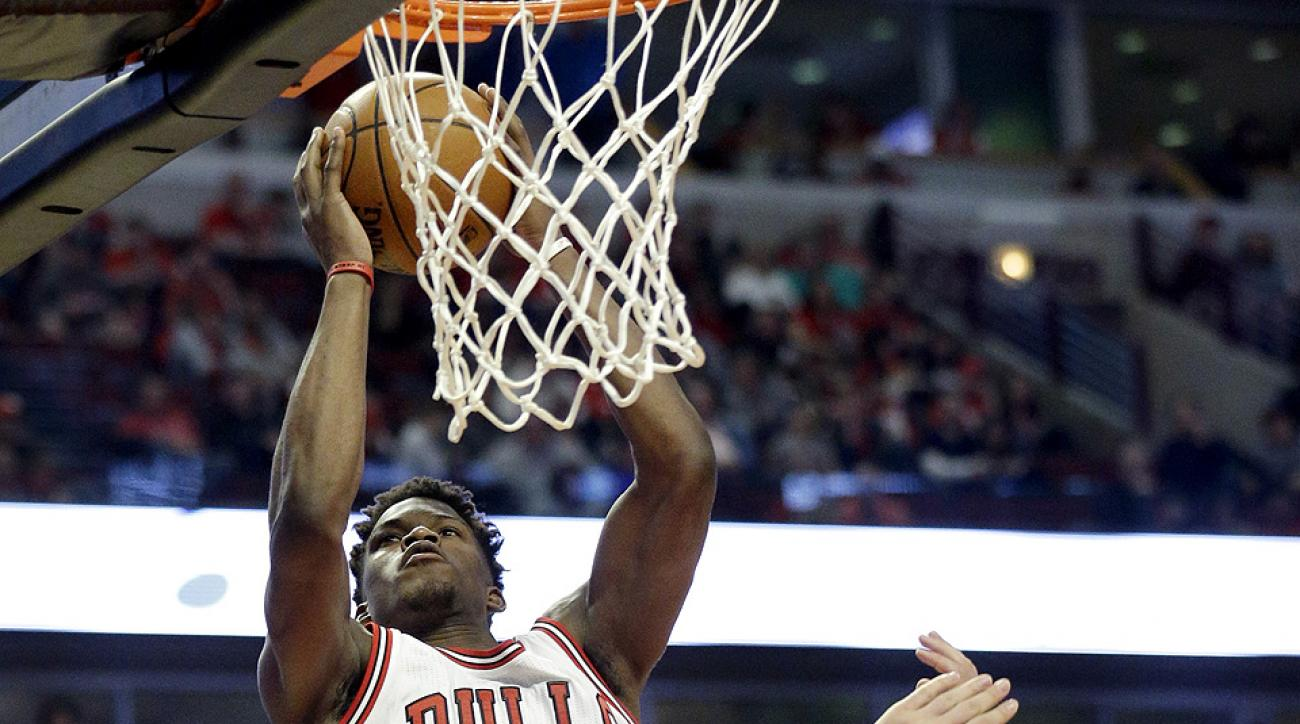 Jimmy Butler Bulls Dunk