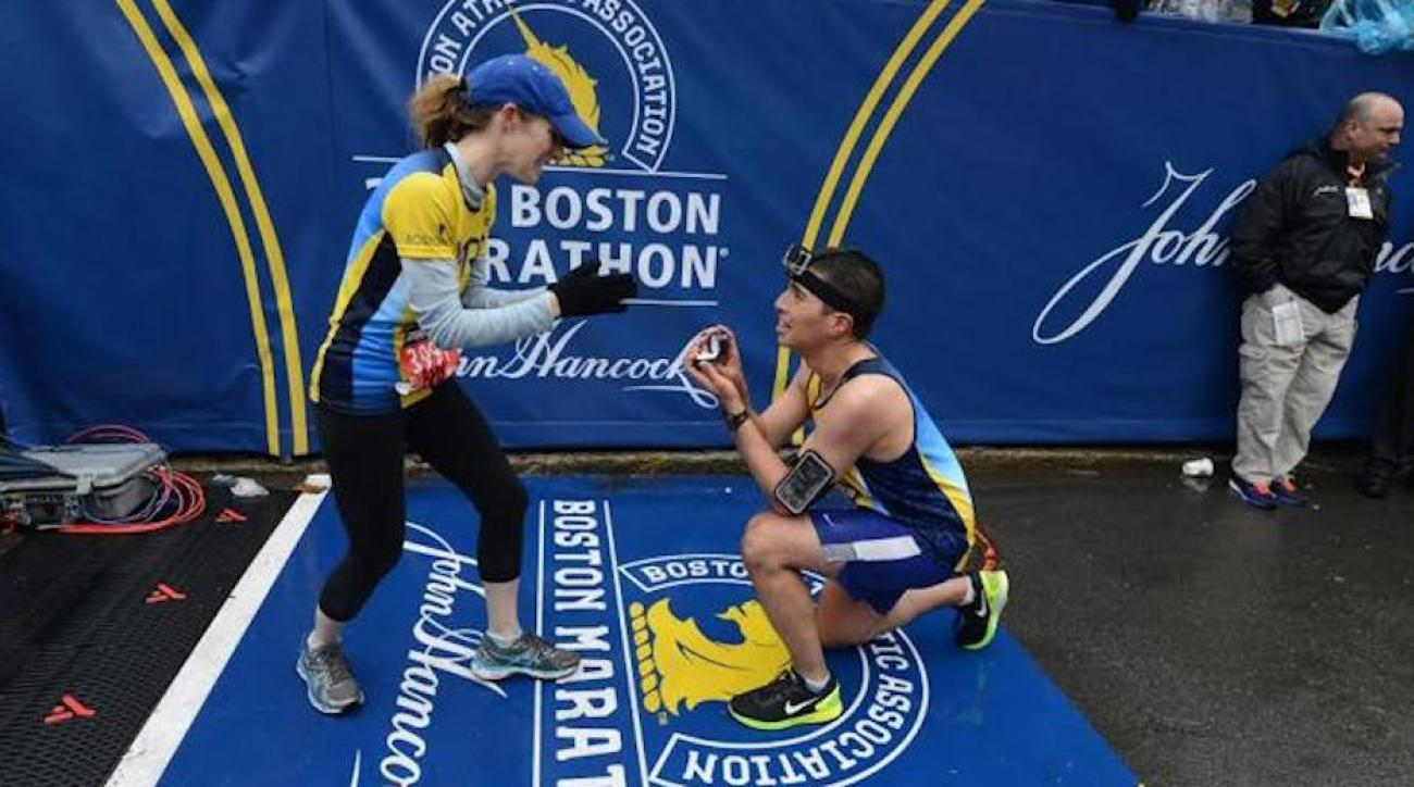 boston mayor marty walsh boston marathon marriage