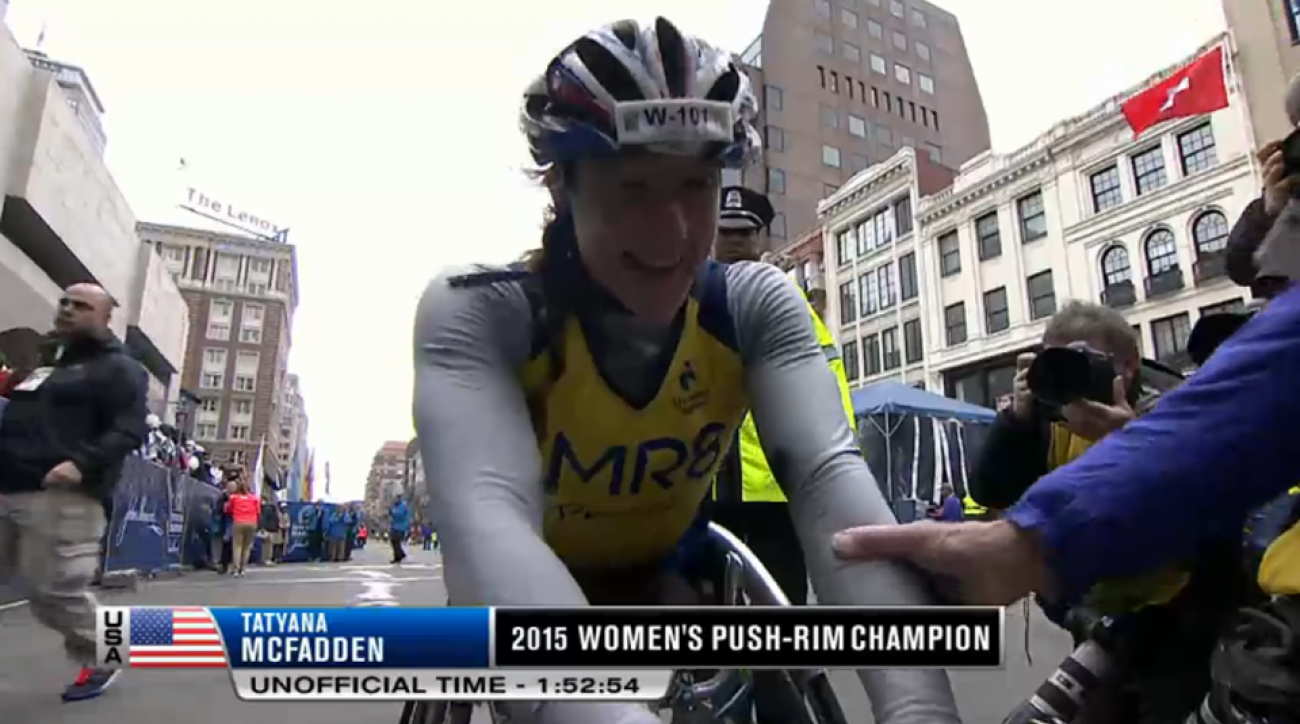 tatyana mcfadden martin richard boston marathon