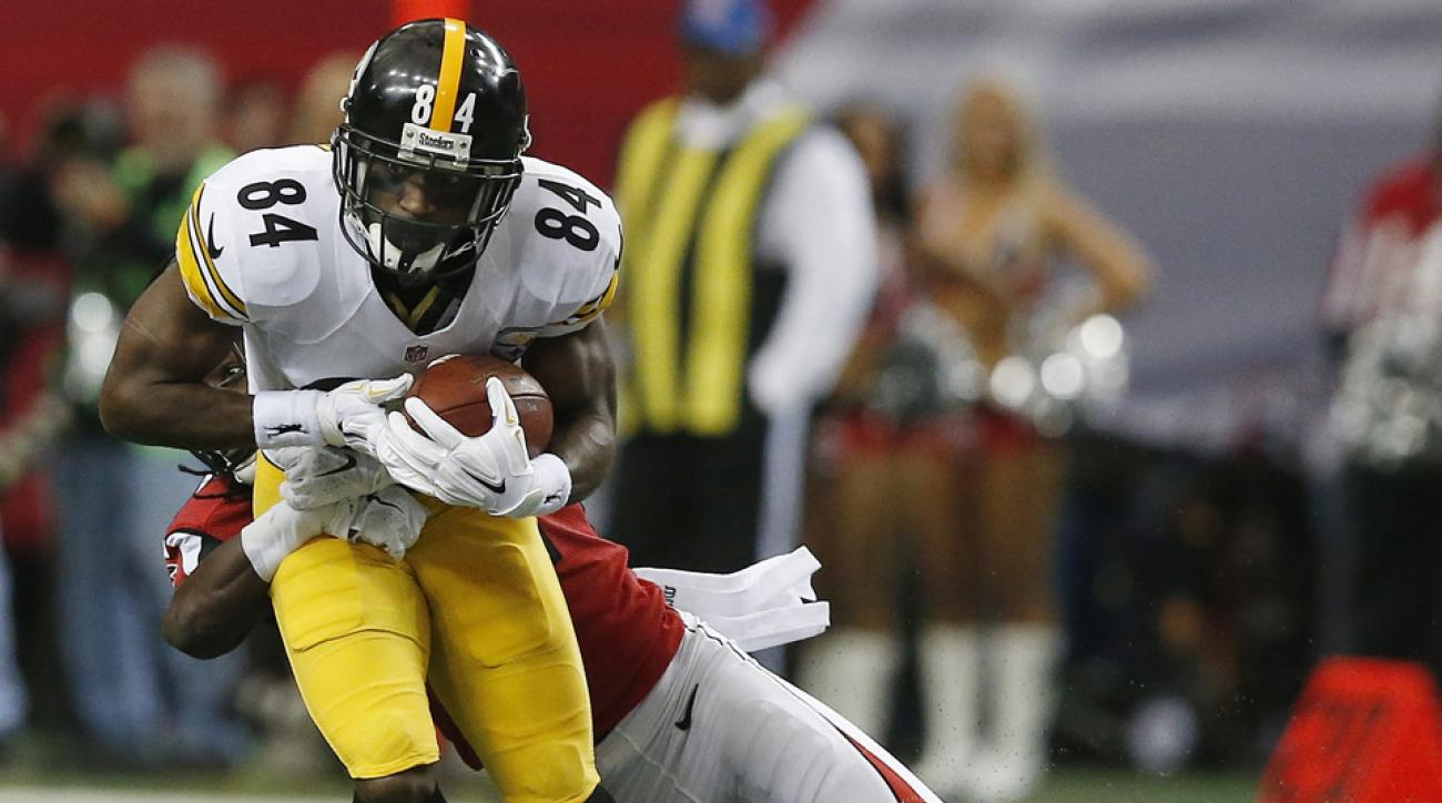 Steelers' Antonio Brown wants new deal