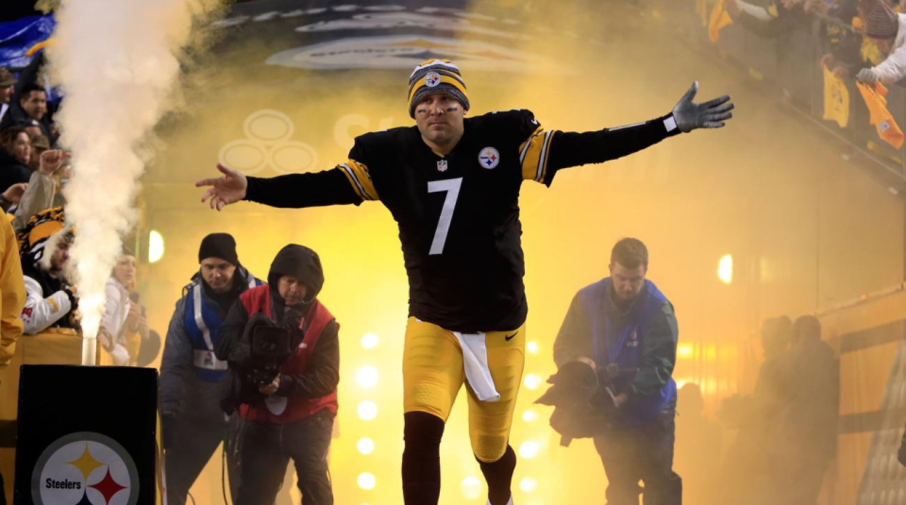 Pittsburgh Steelers 2015 schedule Ben Roethlisberger
