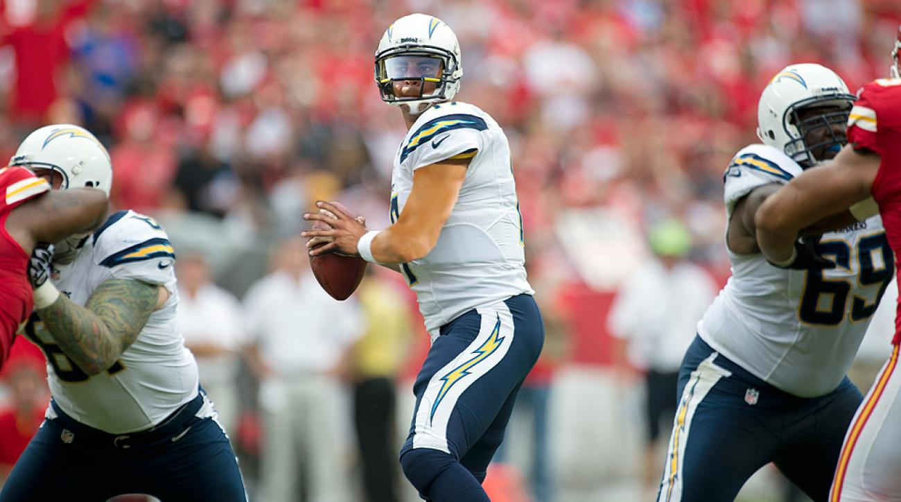 2015 NFL Mock Draft 2.0: Marcus Mariota goes to San Diego Chargers