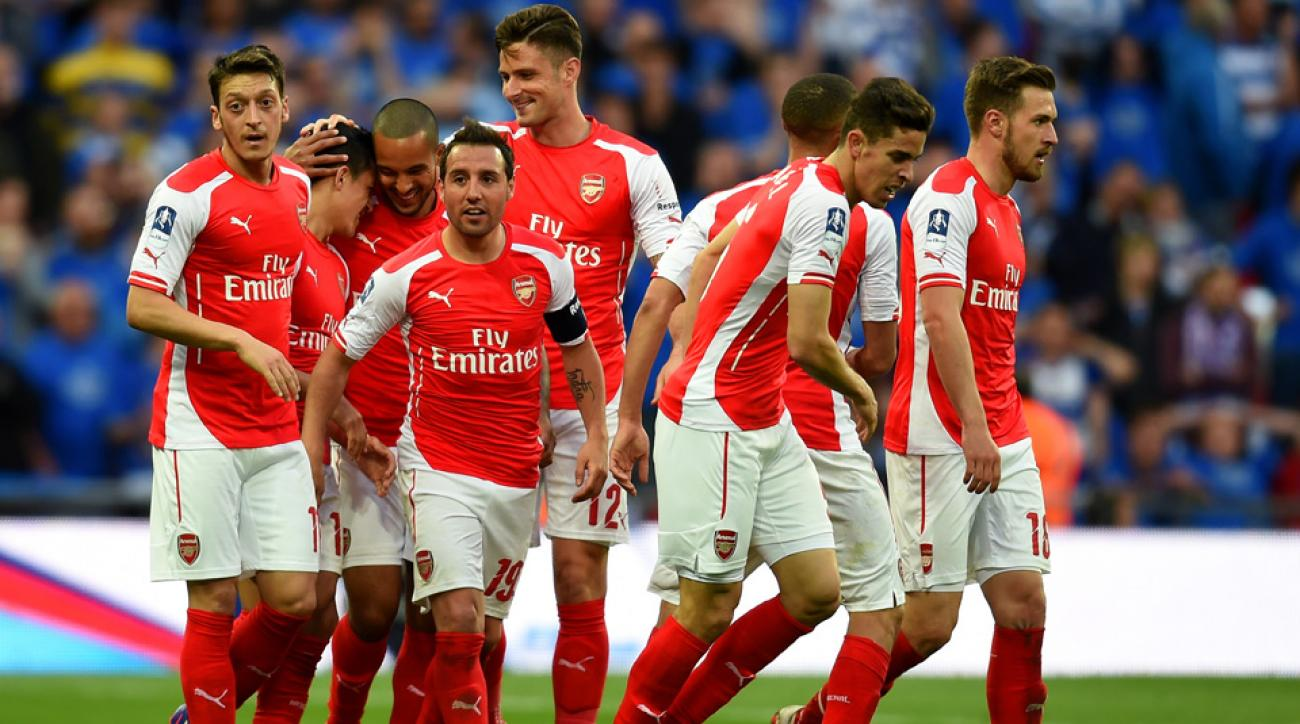 Arsenal, Chelsea and Manchester United are the most popular EPL clubs on Twitter.