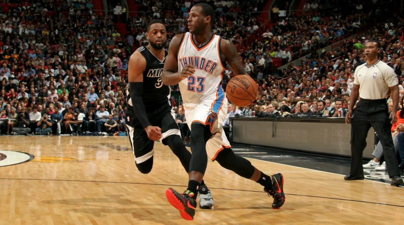 Dion Waiters confused for Dwyane Wade