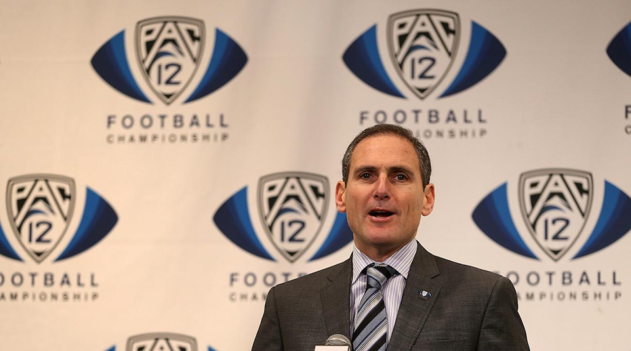 larry scott pac 12 commissioner athletes time requirements