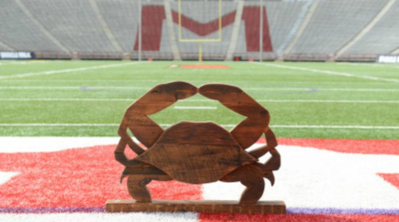 Maryland Johns Hopkins rivalry gets a trophy