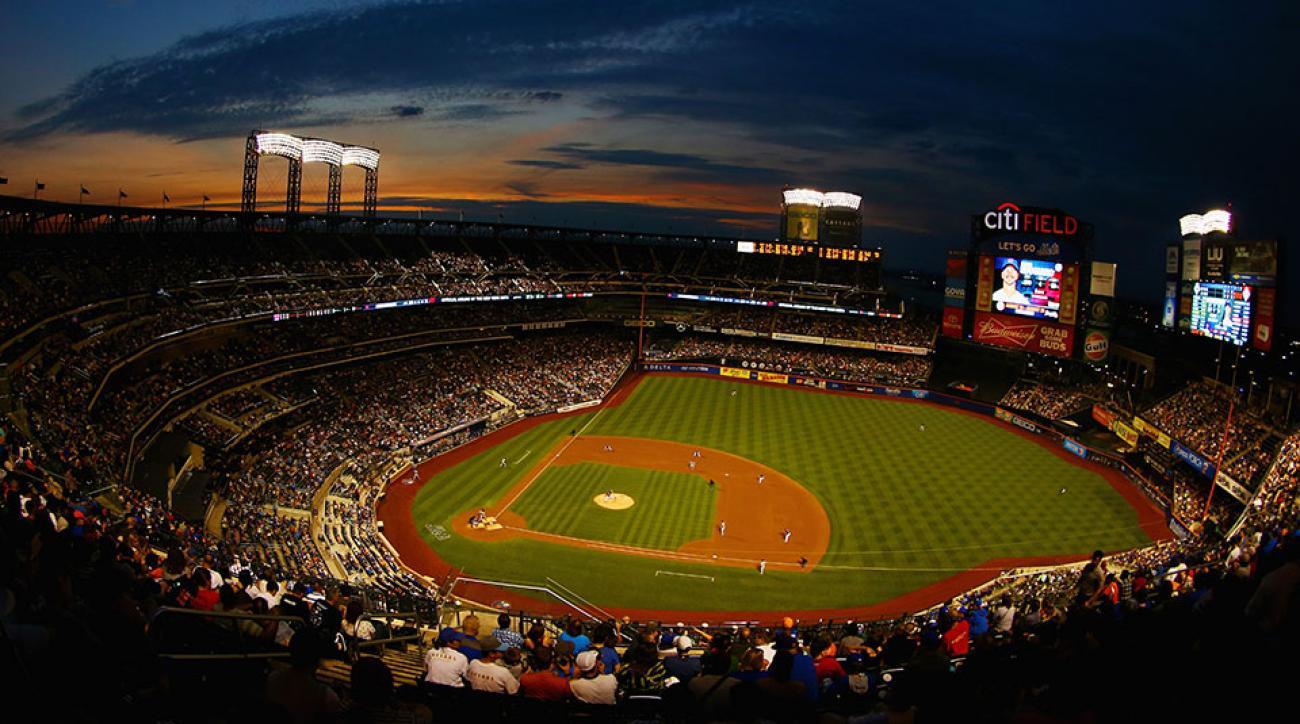Mets vs Braves Citi Field