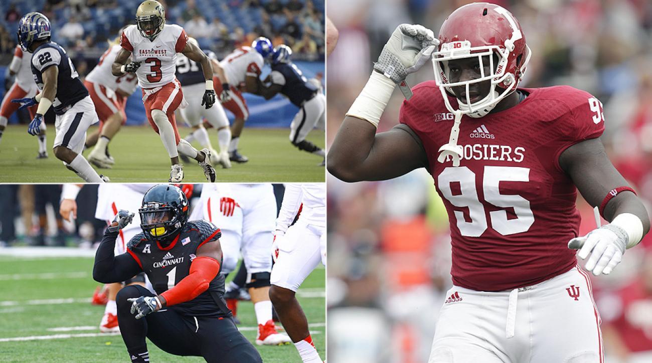 2015 NFL draft: Tre McBride, Bobby Richardson, Jeff Luc