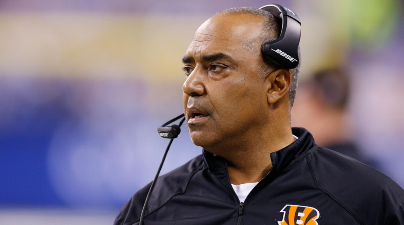 Cincinnati Bengals Marvin Lewis contract extension