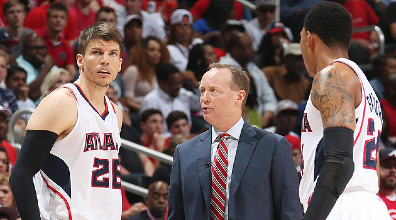 Hawks' Kyle Korver scored 17 points in a Game 2 win over the Nets.