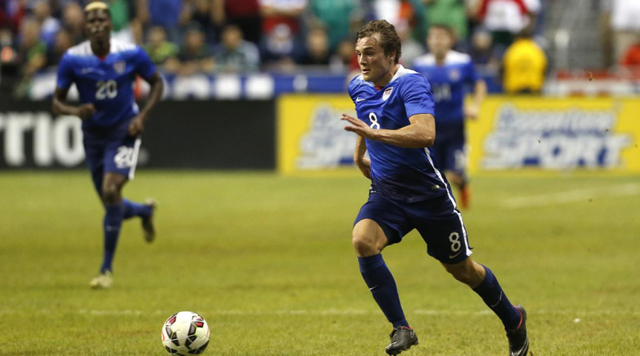 Jordan Morris, USA vs. Mexico