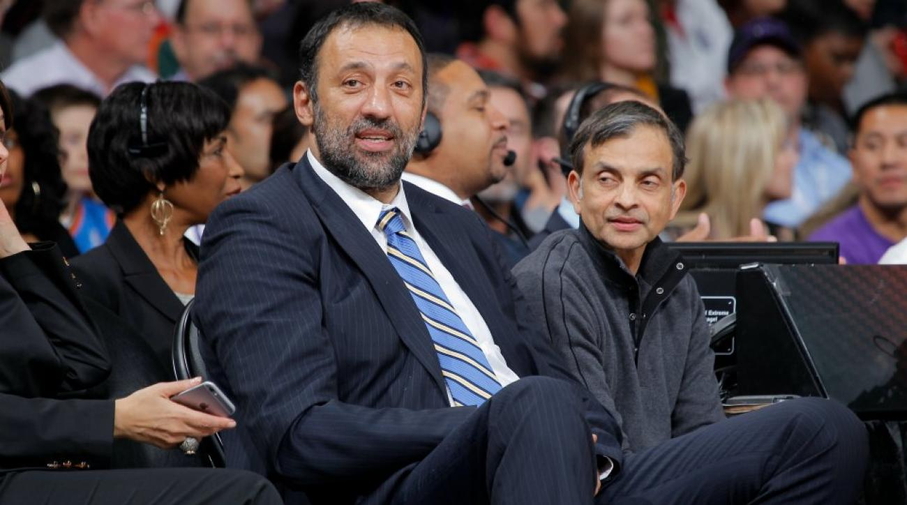 Vlade Divac has recorded a GPS navigation voice over