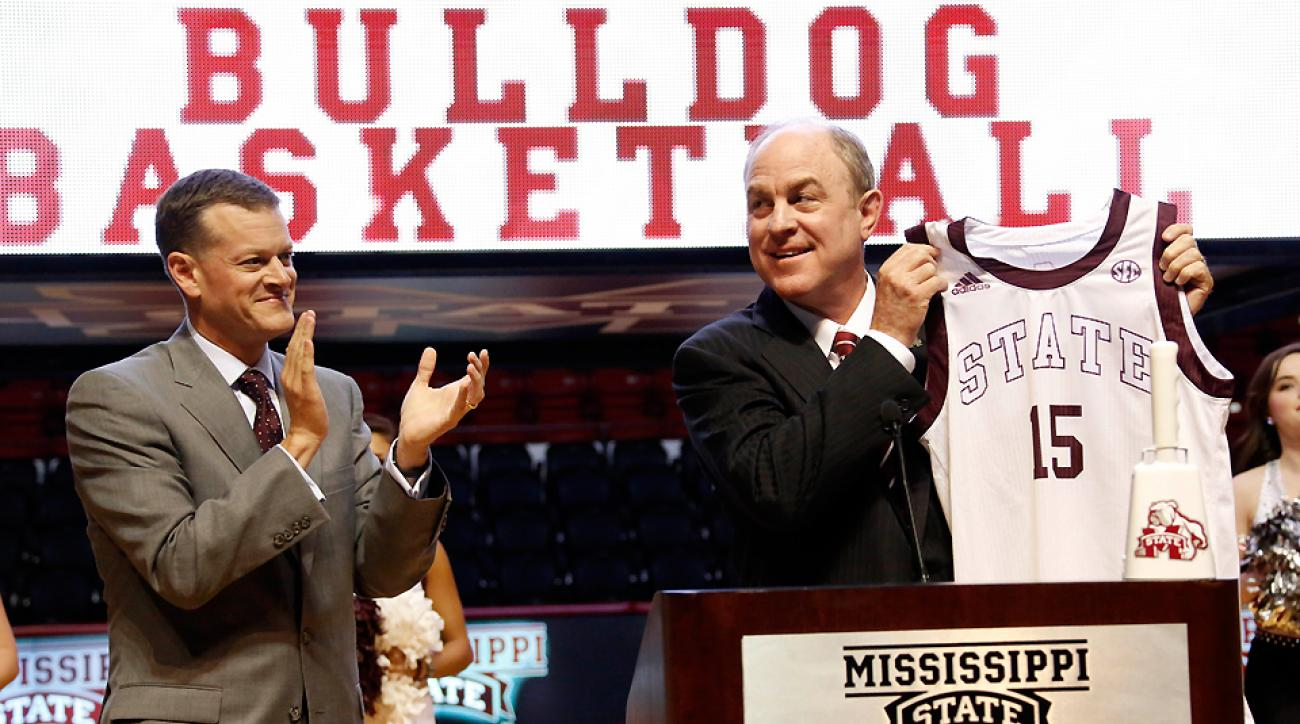 Ben Howland hired at Mississippi State