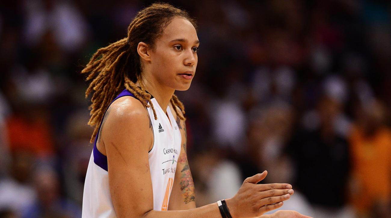 Brittney Griner was arrested for assault and disorderly conduct.