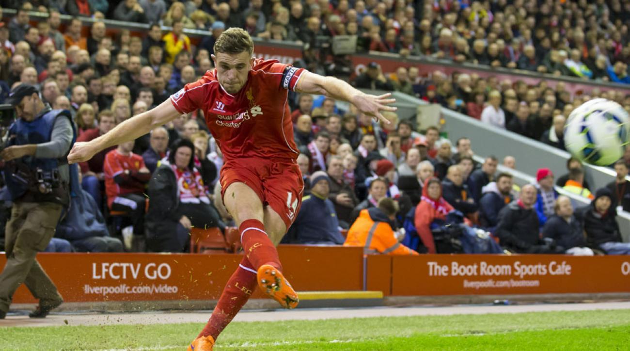Liverpool's Jordan Henderson signs long-term deal