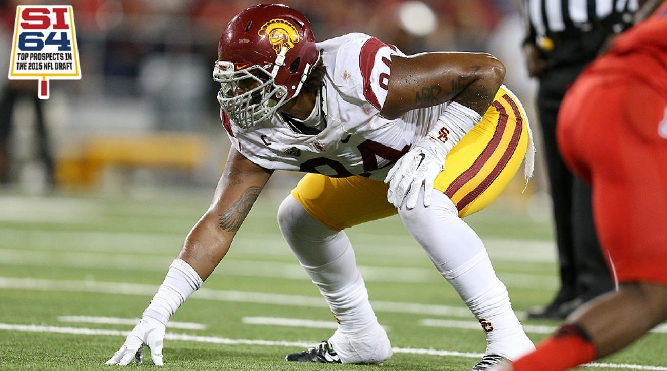 2015 NFL draft rankings Scouting USC s Leonard Williams