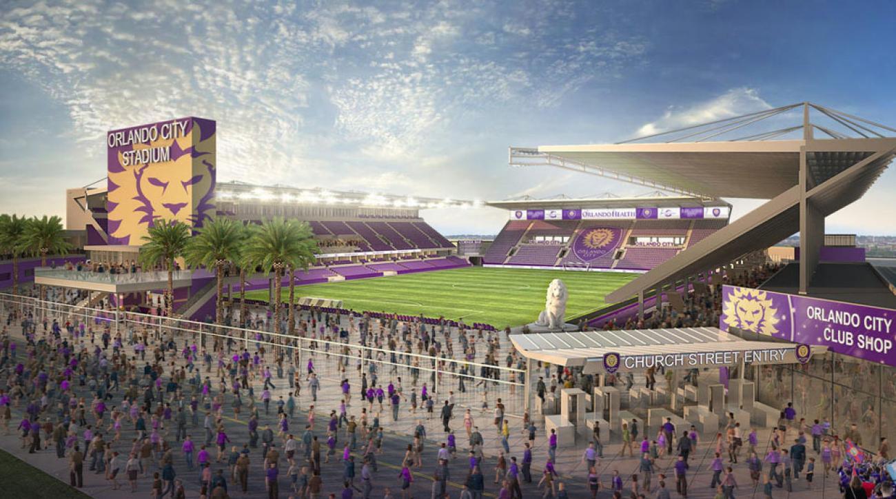 $115 million Orlando soccer stadium project in jeopardy