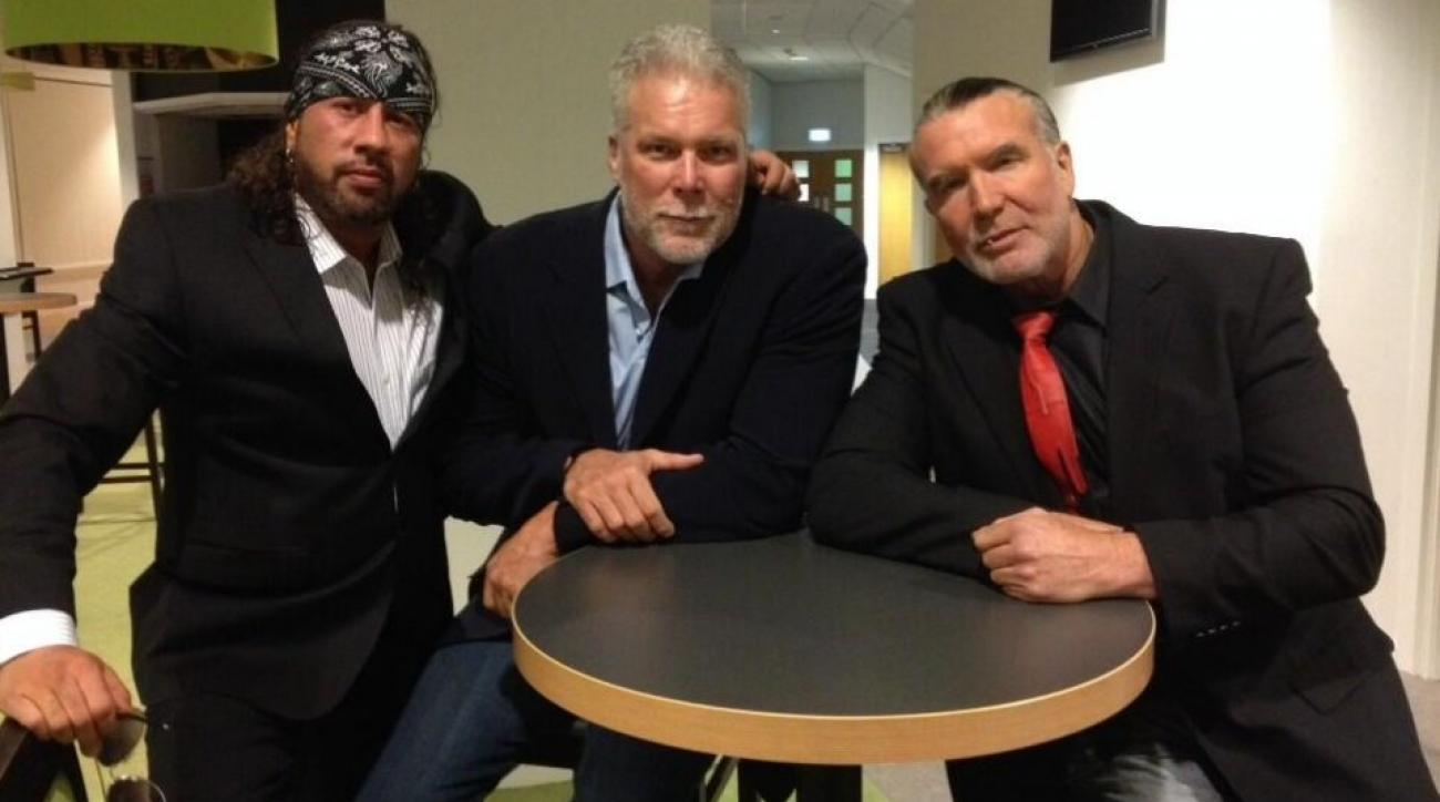 Pro wrestling's Wolfpac discuss Undertaker in WCW and Their Legacy