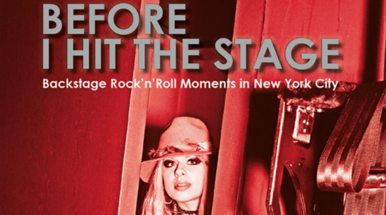 Before I Hit the Stage offers backstage look at life as a rock and roll star
