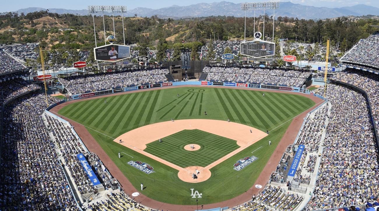 Los Angeles Dodgers TV blackout Time Warner dispute
