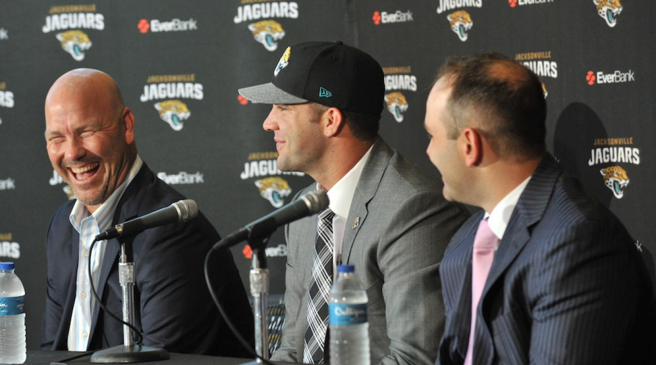 jags nfl draft pick first round selection