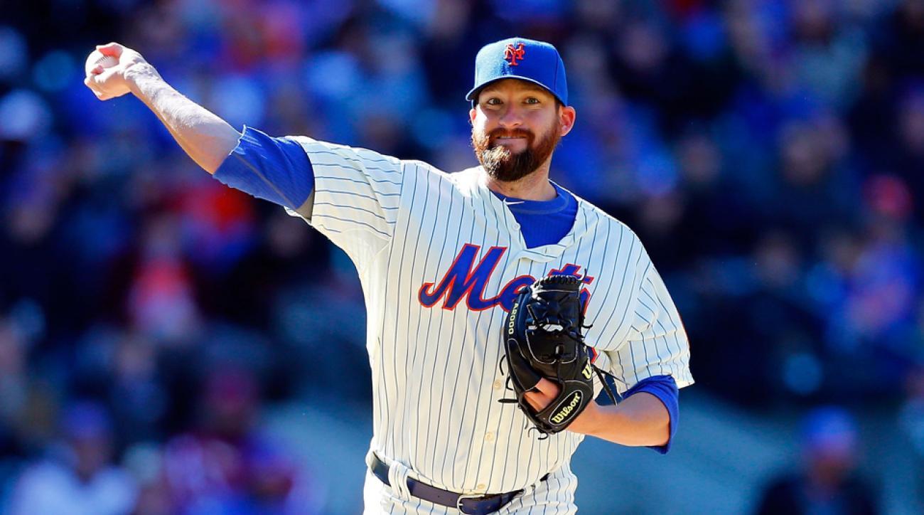 Mets Bobby Parnell forearm tightness shut down week