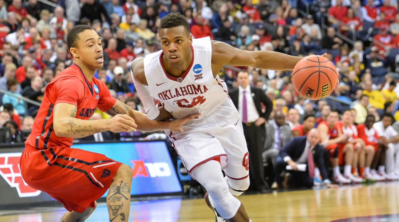 Oklahoma Buddy Hield return school nba draft