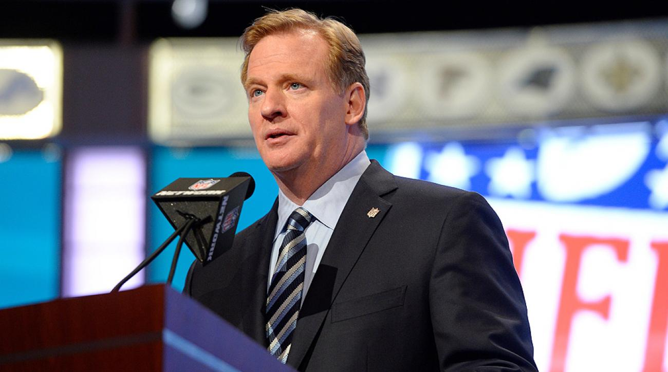 Roger Goodell on Greg Hardy, NFL relocation and more