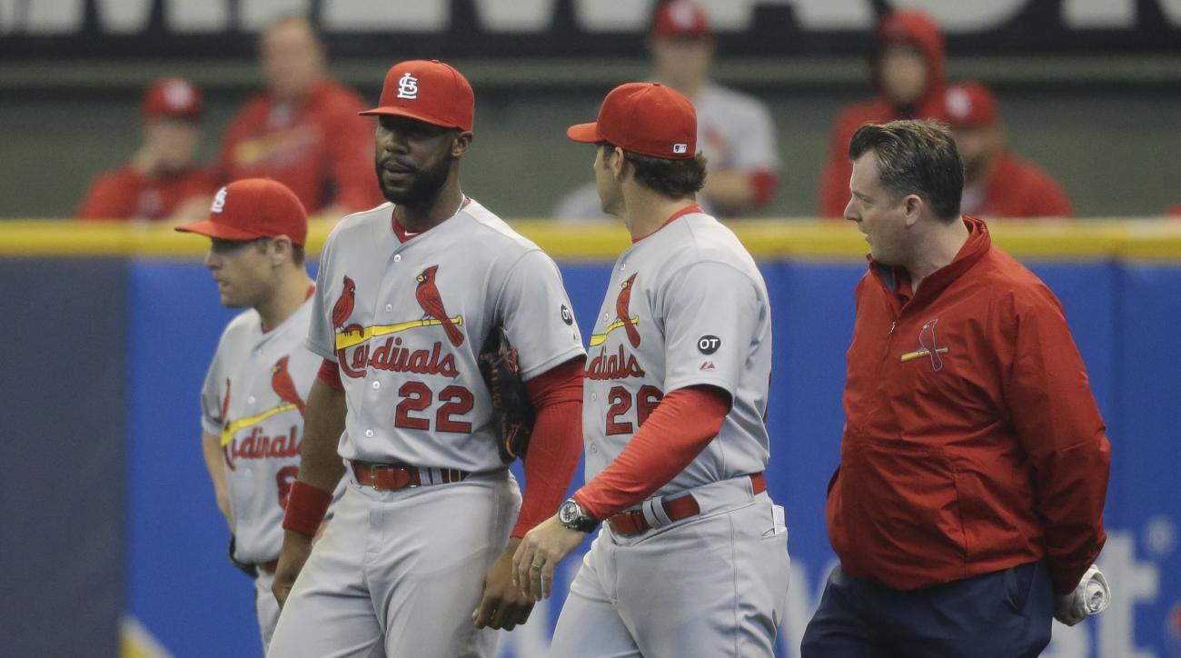 st louis cardinals jason heyward injury groin