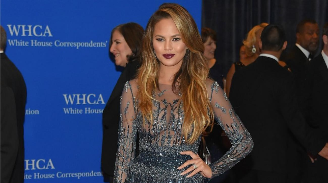 Bill Belichick gets a pass for checking out Chrissy Teigen