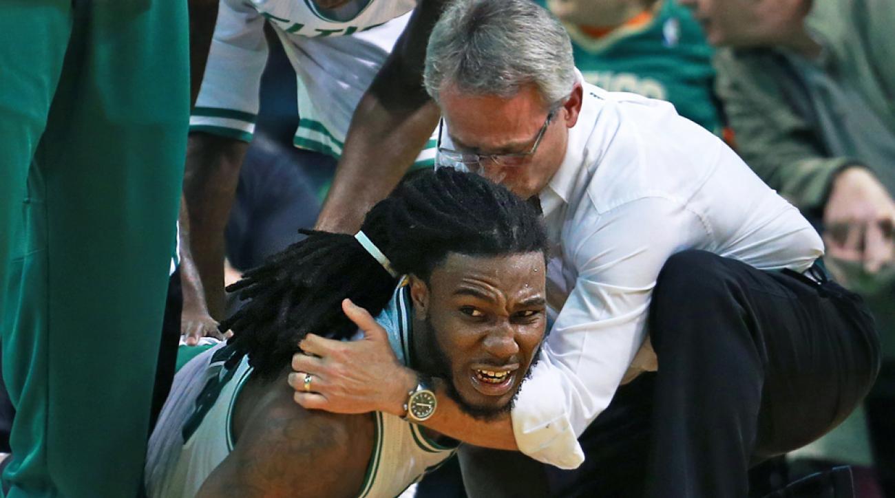 Boston Celtics Jae Crowder injury ACL sprain