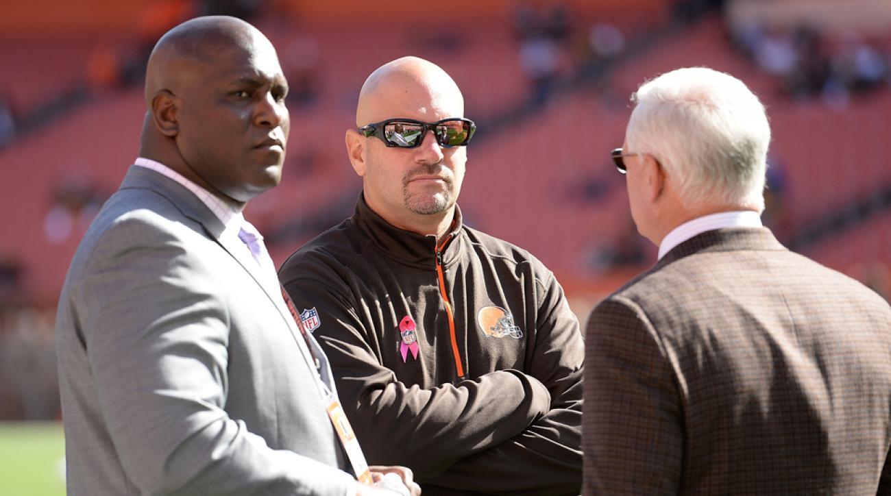 2015 NFL draft Cleveland Browns picks order first round