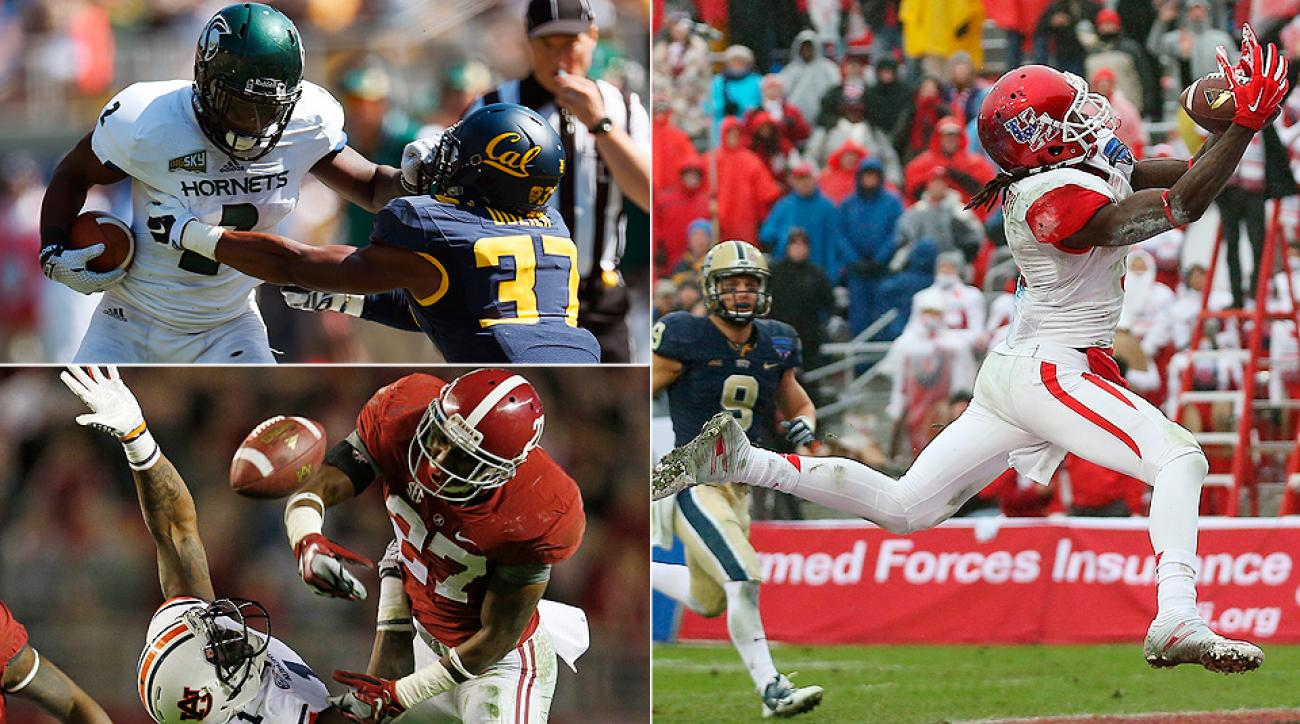 2015 NFL draft: Deontay Greenberry, Nick Perry and DeAndre Parker highlight impact undrafted free agents