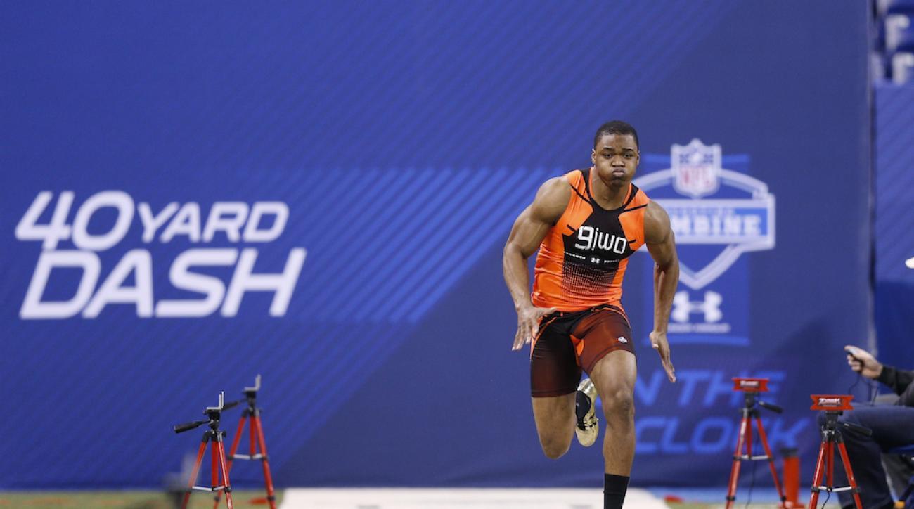 NFL rumors for 2015 NFL draft: Jaguars looking at Amari Cooper?