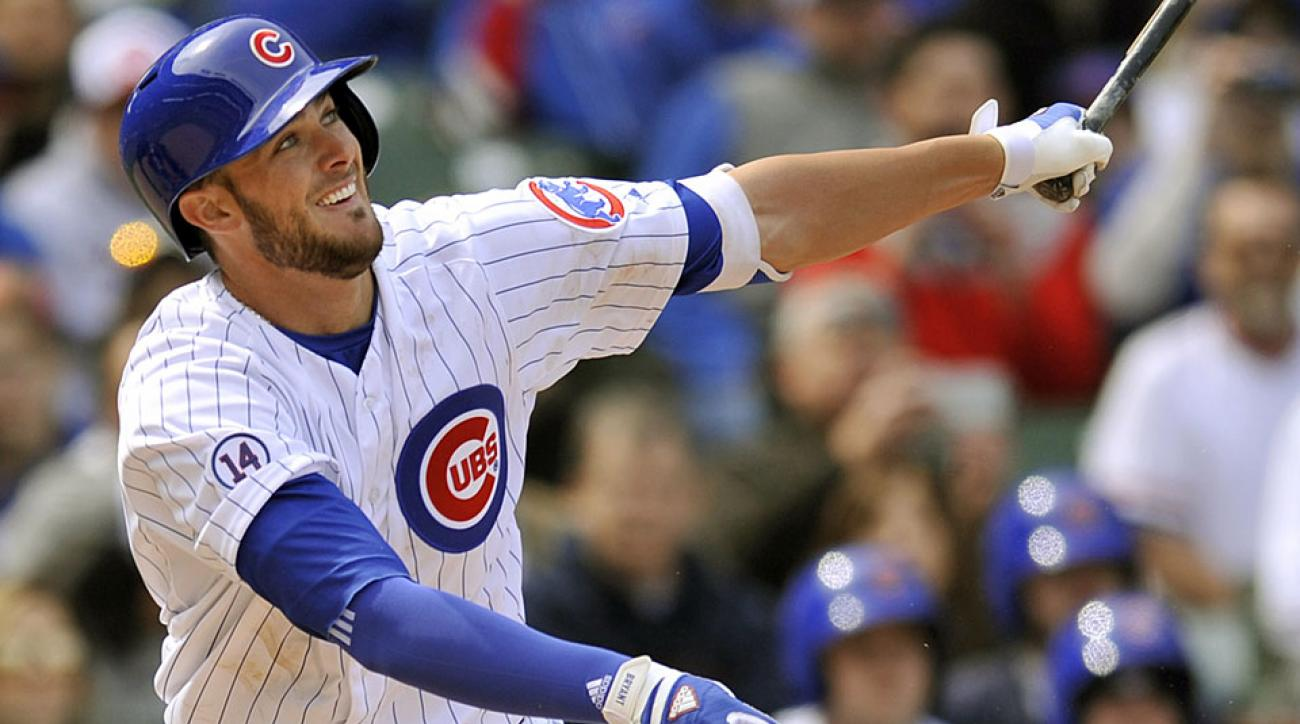 Led by Kris Bryant, Addison Russell, best is yet to come for Cubs SI com