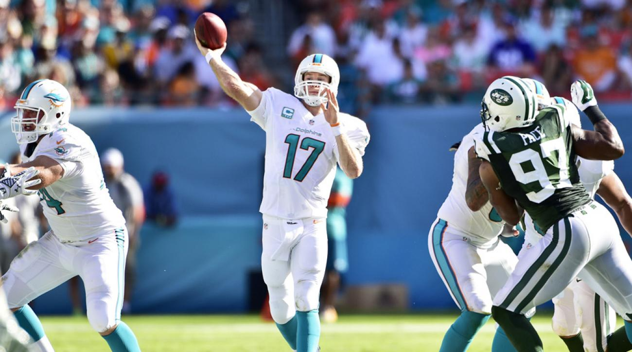 Miami Dolphins draft order, selections for the 2015 NFL draft.